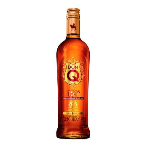 Don Q 151 Rum 70cl Image 1
