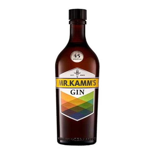 Mr Kamms Gin 42% 70cl Image 1