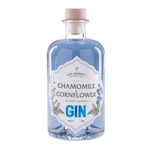 Old Curiosity Chamomile & Cornflower Gin Image 1