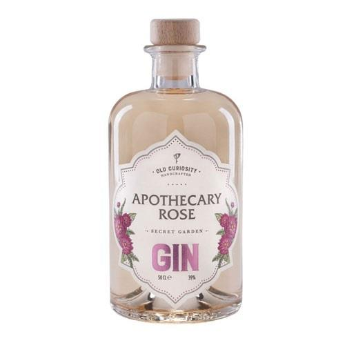 Old Curiosity Apothecary Rose Gin 39% 50 Image 1