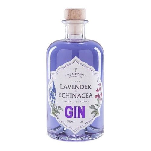 Old Curiosity Lavender & Echinacea 39% 50cl Image 1