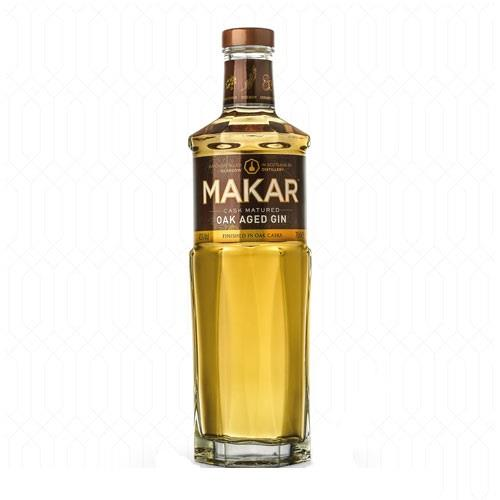 Makar Cask Matured Mulberry Aged Gin 70c Image 1