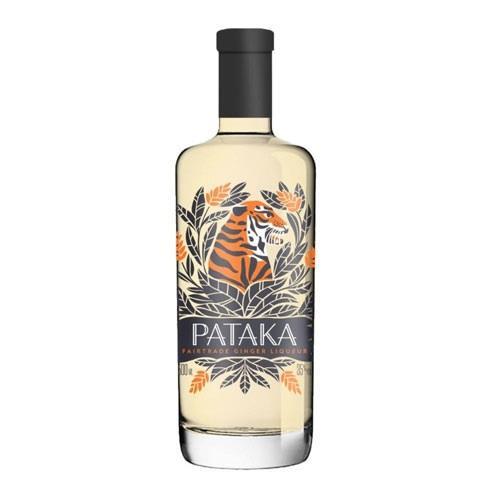 Pataka Fairtrade Ginger Liqueur 35% 50cl Image 1
