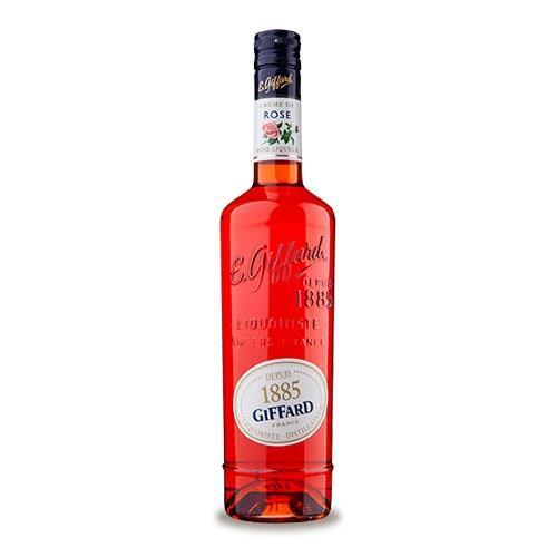 Giffard Creme de Rose Liqueur16% 70cl Image 1