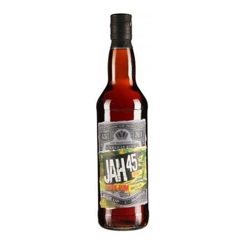 Jah 45 Dark Rum 40% 70cl Image 1