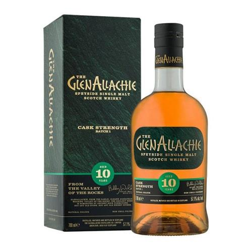 GlenAllachie Cask Strength 10 years old Image 1