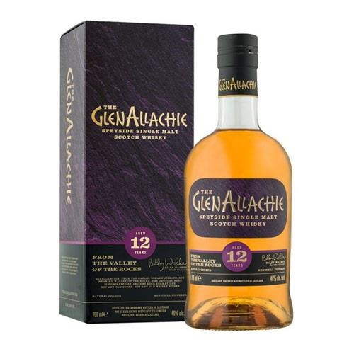 GlenAllachie 12 years old 46% 70cl Image 1