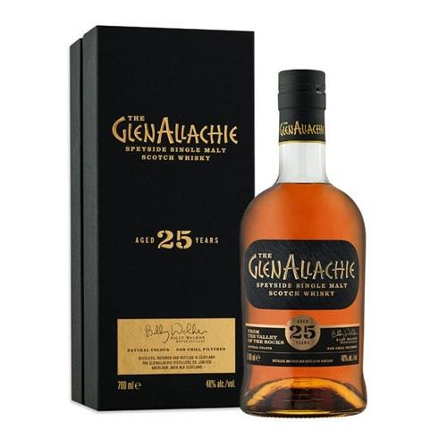 GlenAllachie 25 years old 48% 70cl Image 1