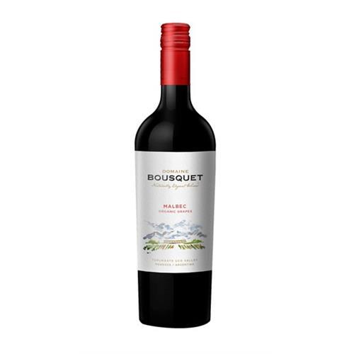 Domaine Bousquet Malbec 2017 Organic Red 75cl Image 1