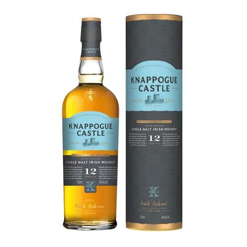 Knappogue Castle 12 Year Old Whiskey 70c Image 1