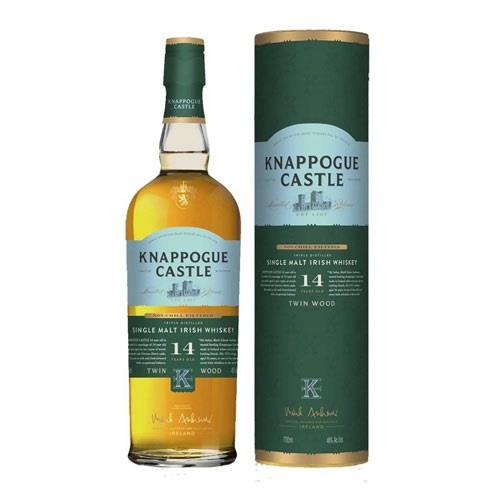 Knappogue Castle 14 Year Old Irish Whiskey 70cl Image 1