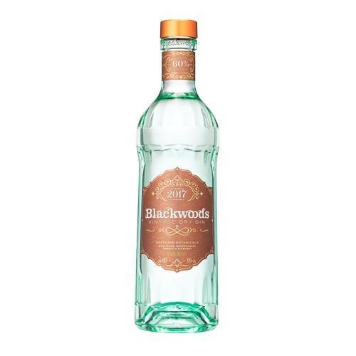 Blackwoods Vintage Dry Gin 60% 70cl Image 1