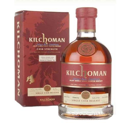 Kilchoman Single Sherry Cask No.642/2008 Image 1