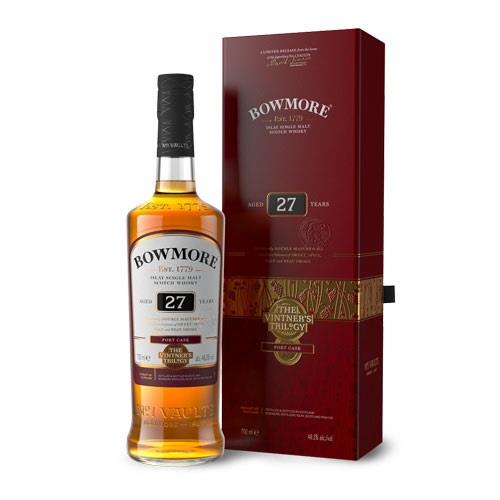 Bowmore The Vintners Trilogy 27 years ol Image 1