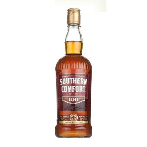Southern Comfort 100 Proof 70cl Image 1