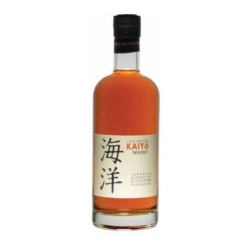Kaiyo Cask Strength Whisky 53% 70cl Image 1