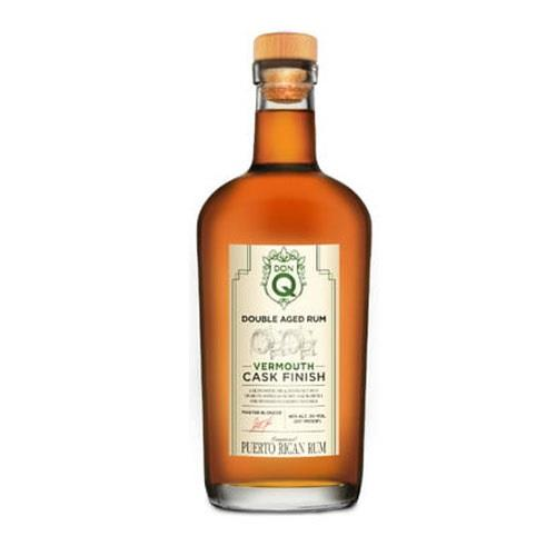 Don Q Double Wood Rum Vermouth Cask Image 1