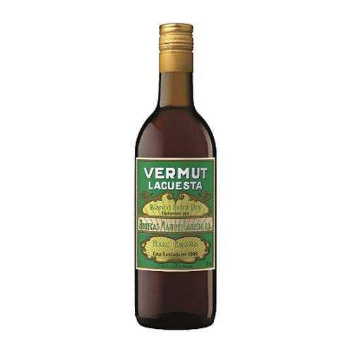 Lacuesta Vermouth Dry White 15% 75cl Image 1