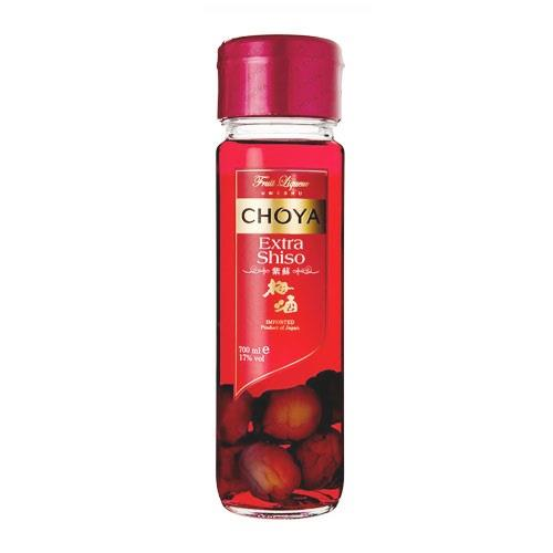 Choya Extra Shiso Umeshu 70cl Image 1