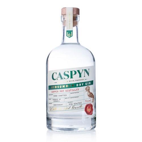 Caspyn Midsummer Dry Gin 40% 70cl Image 1