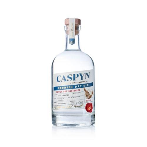 Caspyn Cornish Dry Gin 35cl Image 1
