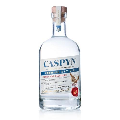 Caspyn Cornish Dry Gin 40% 70cl Image 1