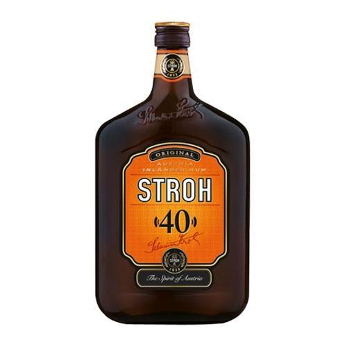 Stroh 40 Rum 70cl Image 1