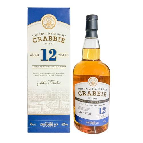 Crabbies 12 years old Lightly Peated  Image 1