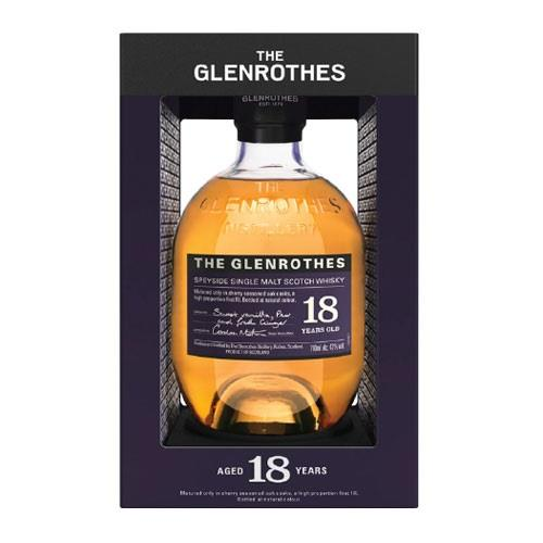 Glenrothes 18 Year Old 43% 70cl Image 1