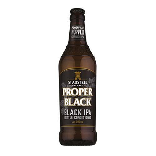 Proper Job Black beer 500ml 6% vol Image 1