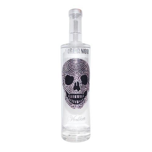 Iordanov Vodka Silver Skull Edition 40% 70cl Image 1