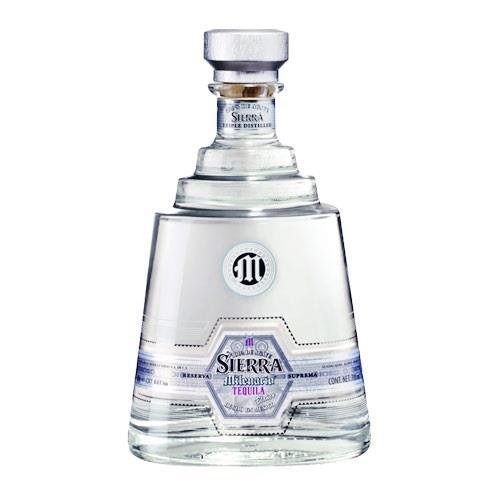 Sierra Tequila Milenario Blanco 41.5% Image 1