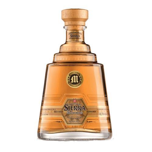 Sierra Tequila Milenario Extra Anejo 41.5% Image 1