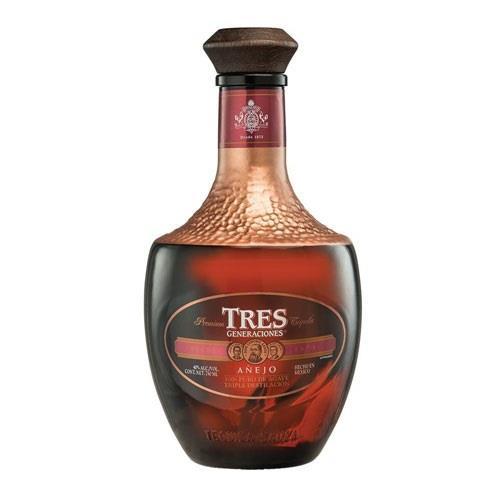 Sauza Tres Generaciones Anejo Tequila 38% 70cl Image 1