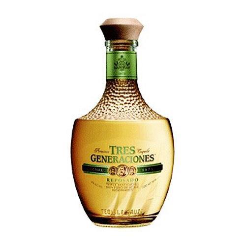 Sauza Tres Generaciones Reposado Tequila 38% 70cl Image 1