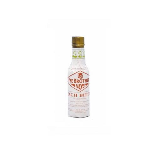 Peach Bitters Fee Brothers 1.7% 150ml Image 1