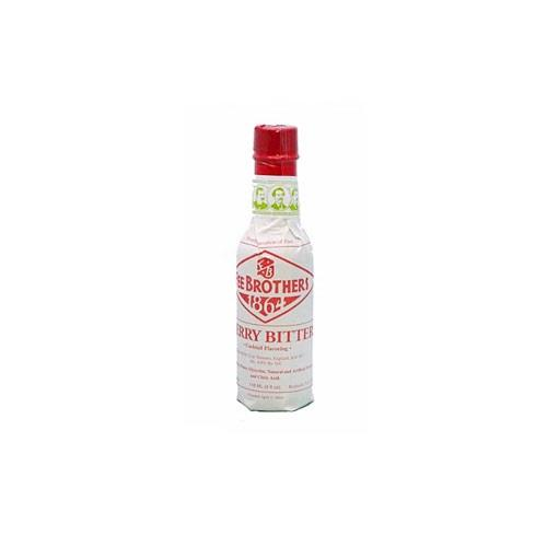 Cherry Bitters Fee Brothers 4.8% 150ml Image 1