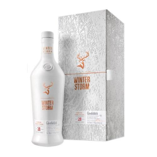 Glenfiddich Winter Storm 21 Year Old Ice Wine Cask Finish 70cl Image 1