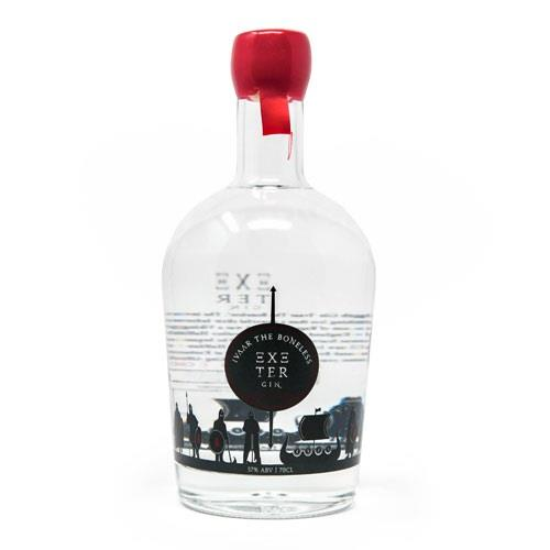 Ivaar The Boneless Exeter Gin Viking Strength 70cl Image 1