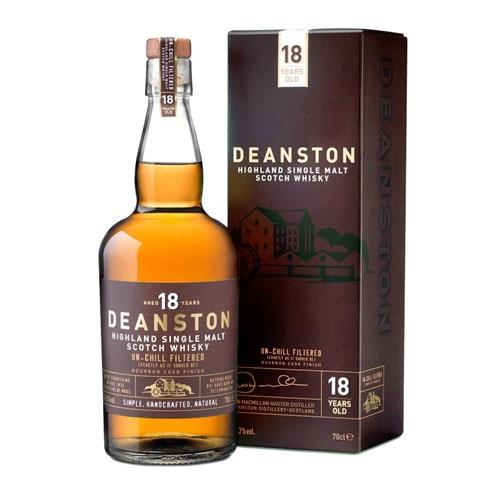 Deanston 18 years old Bourbon Cask Finis Image 1