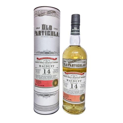 Macduff 14 years old 1999 Cask 10358 Old Image 1