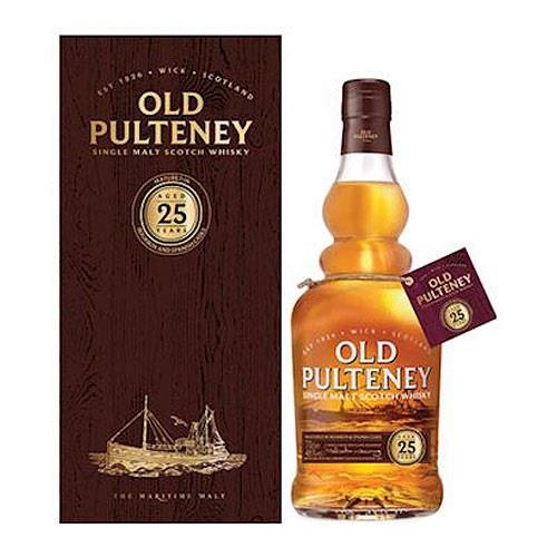 Old Pulteney 25 years old 46% 70cl Image 1