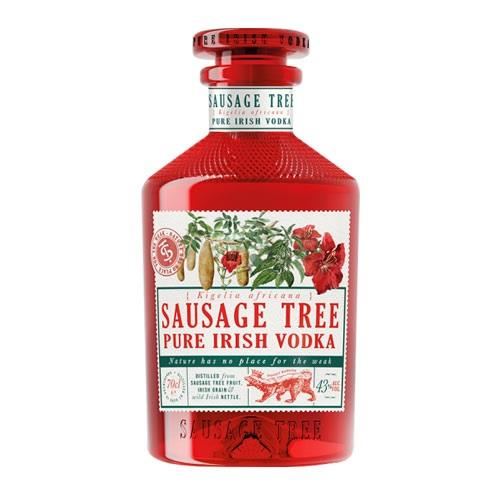 Sausage Tree Pure Irish Vodka 43% 70cl Image 1