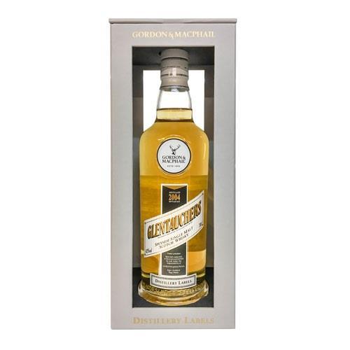 Glentauchers 2004 Distillery Labels G&M Image 1