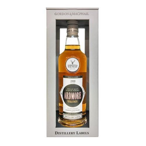 Ardmore 1998 Distillery Labels G&M 43% 7 Image 1