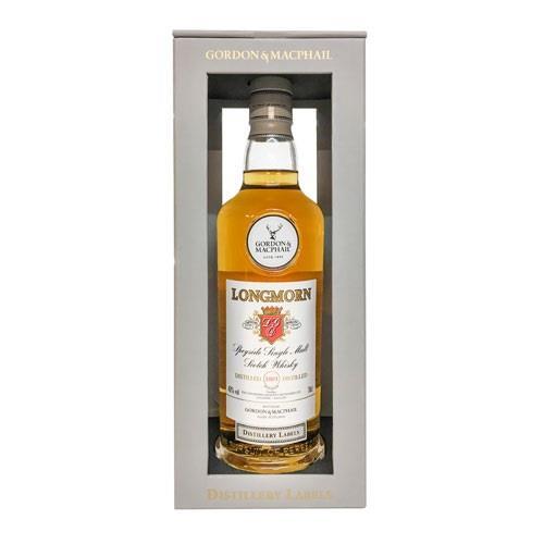Longmorn 2003 DistilleryLabels G&M 43% Image 1