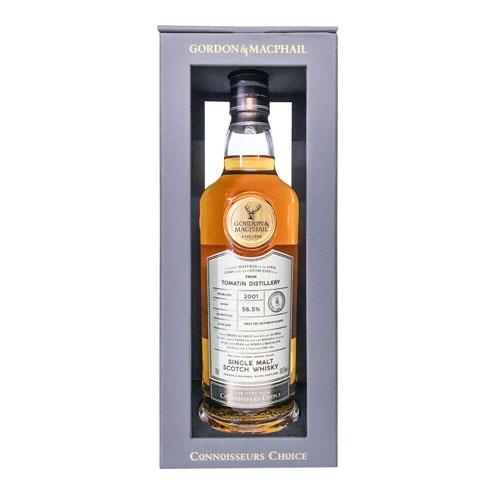 Tomatin 2001 Connoisseurs Choice G&M 70cl Image 1
