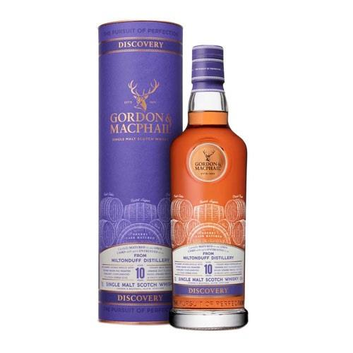 Miltonduff 10 Single Malt Discovery G&M Image 1