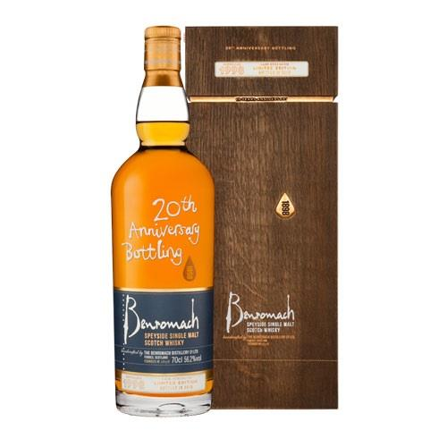 Benromach 20th Anniversary Bottling 56.2 Image 1