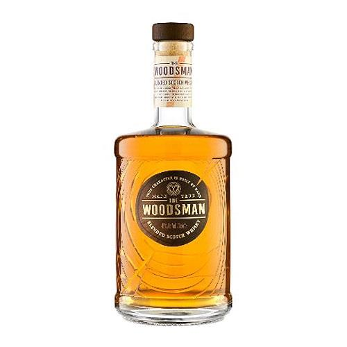 The Woodsman Blended Scotch Whisky 70cl Image 1